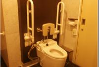 みんなにやさしい多目的トイレ
